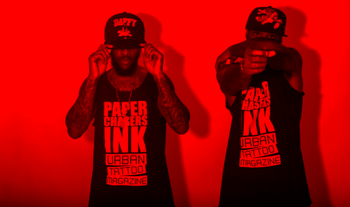 PAPERCHASERS INK - URBAN TATTOO MAGAZINE