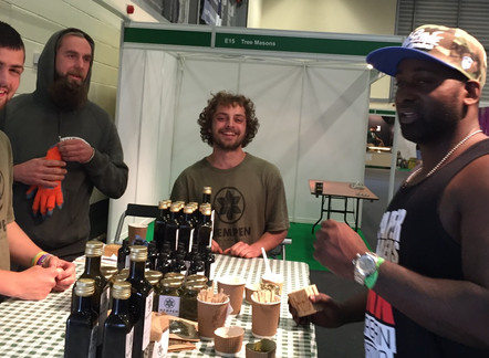 LOADS OF PHOTOS FROM PRODUCT EARTH CANNABIS EXPO/FESTIVAL 2016