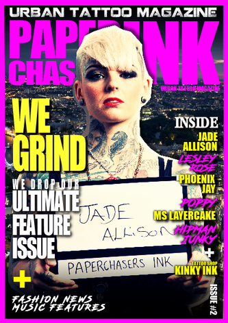 PAPERCHASERS INK - ISSUE TWO, MAGAZINE C