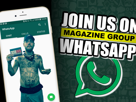 JOIN THE MAGAZINE ON WHATSAPP...