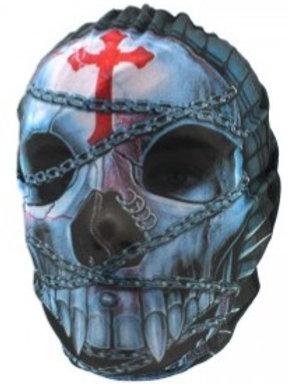 Chained Skull | Biker Mask