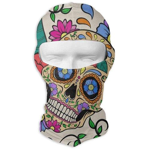Balaclava | Sugar Skull Floral Print