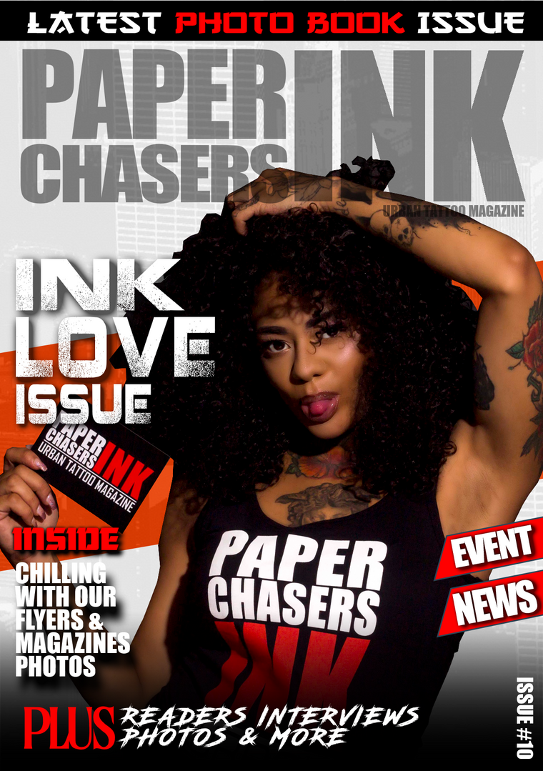 PAPERCHASERS INK - ISSUE TEN,  MAGAZINE