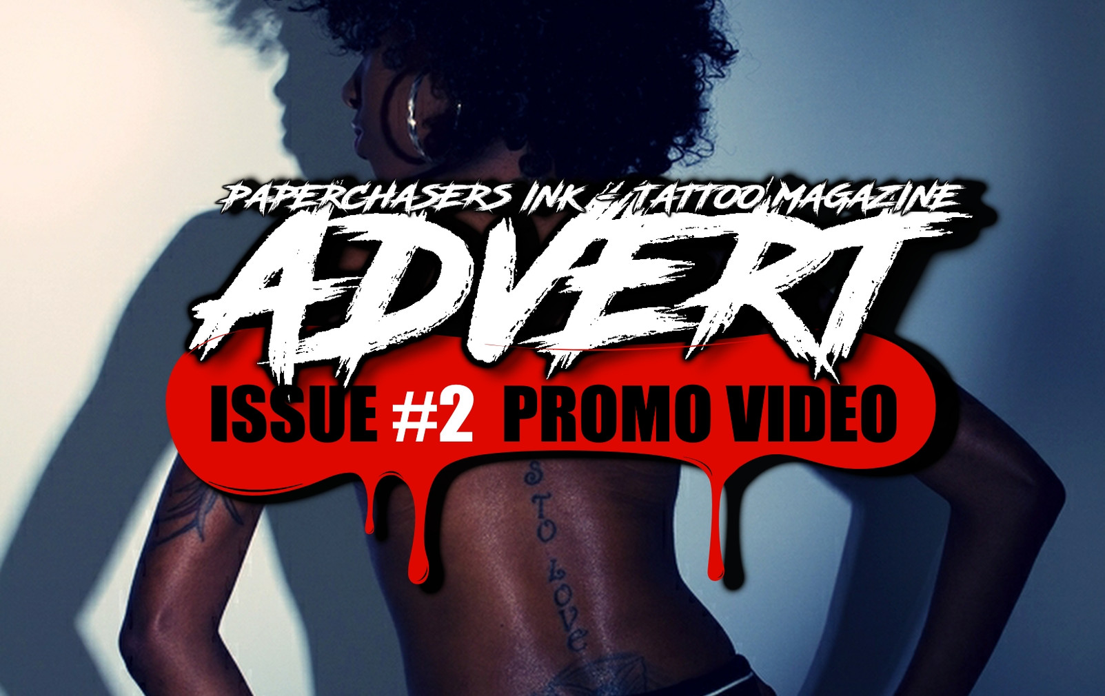 WATCH: ISSUE #2 PHOTO SHOOT - BEHIND THE SCENES