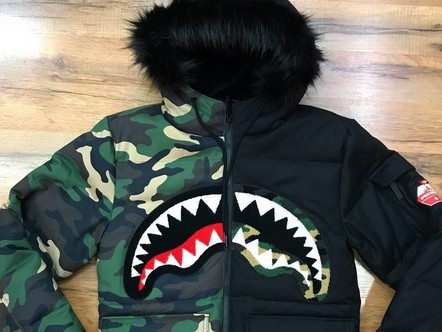 SPRAYGROUND BRINGS OUT THE WINTER JACKET COLLECTION