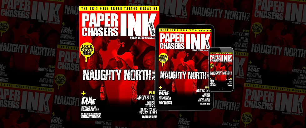 PAPERCHASERS INK, ISSUE 13