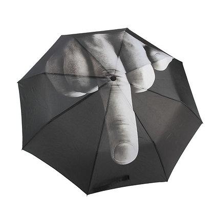 """FUCK YOU RAIN"" UMBRELLA"
