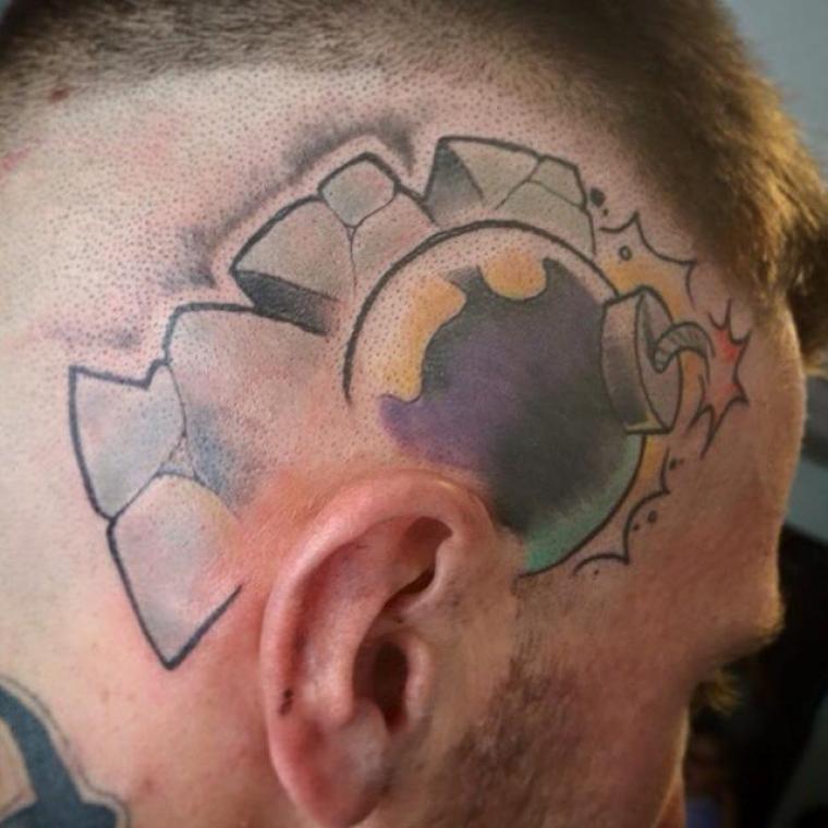ten tonne tattoo