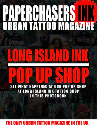 LONG ISLAND INK | PHOTOBOOK (DIGITAL) | PAPERCHASERS INK
