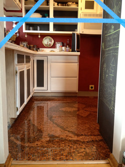 The Penny Floor