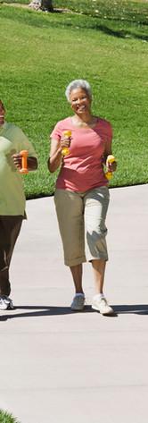 Improve posture, balance and stamina