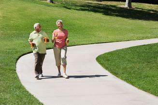 這樣走路,就可以達到減肥效果!