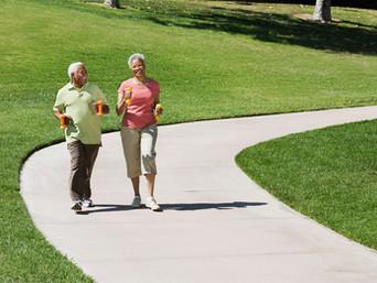 5 Ways Exercise Benefits Seniors