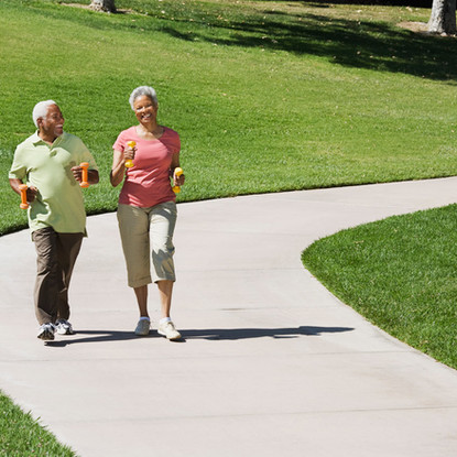 Ejercicio para personas con Parkinson