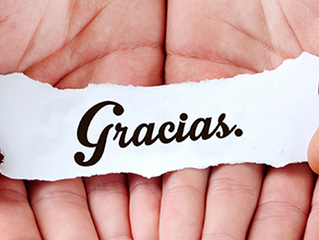 LA GRATITUD A DIOS NOS IMPULSA A SER HUMILDES