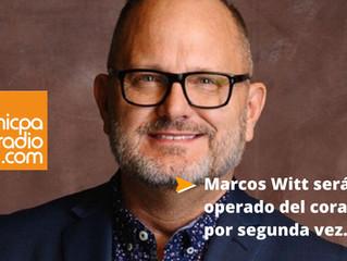 Marcos Witt necesita una segunda operación al corazón.