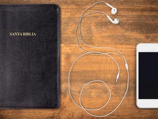 NO TE LIMITES A ESCUCHAR LA BIBLIA