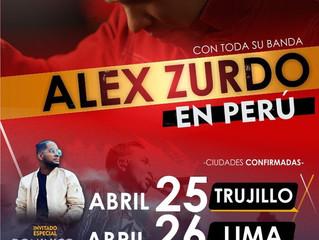 ¡Alex Zurdo en Perú!
