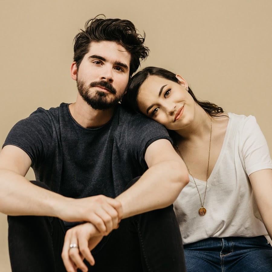 Majo y Dan (esposos)