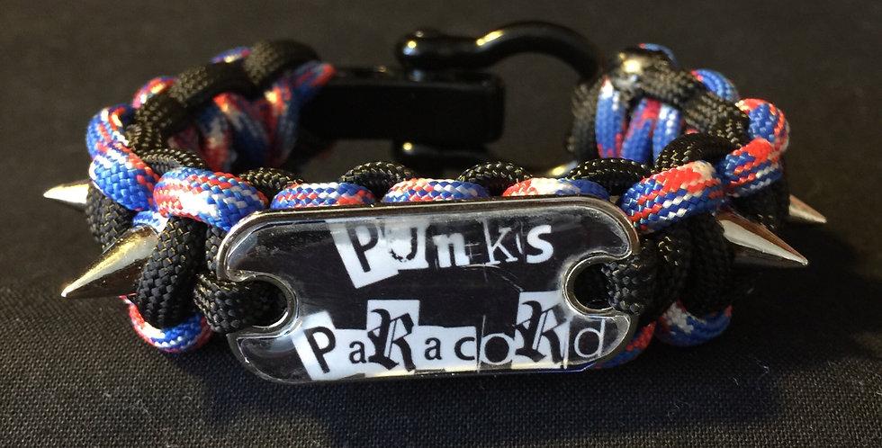 Punks Paracord Bracelet