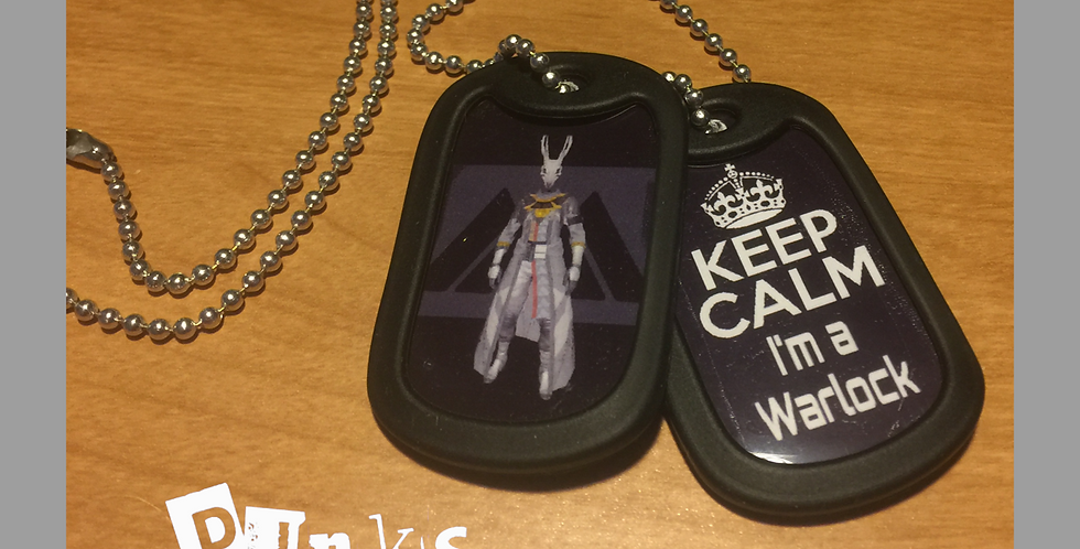 Guardian Dog Tags