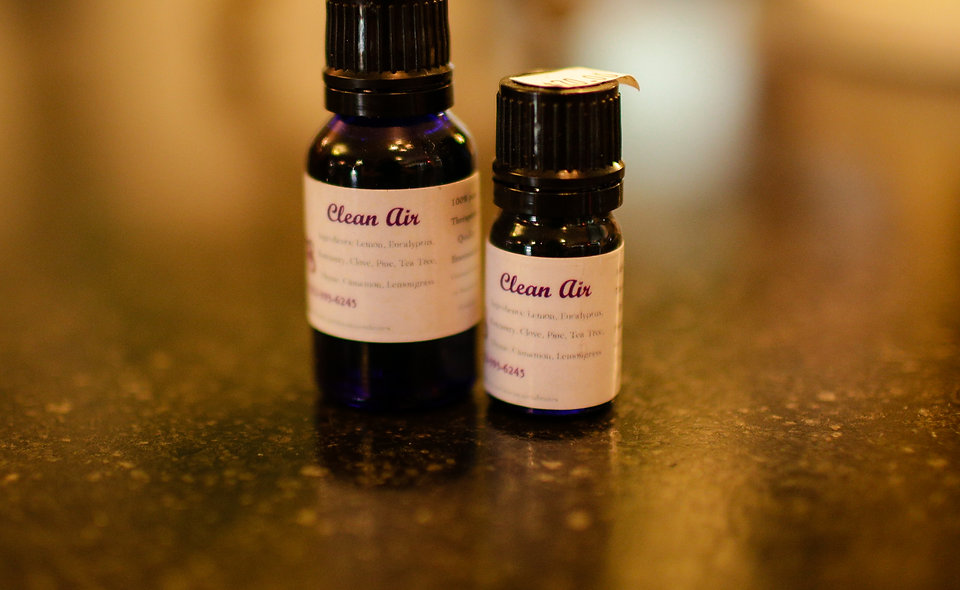 Clean Air Blend Essential Oil - 15ml
