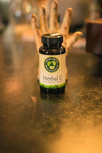 Wholistic Botanicals Herbal C Capsules