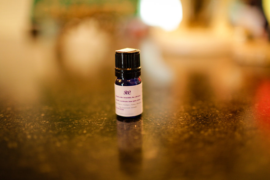 RC Blend Essential Oil - 5ml