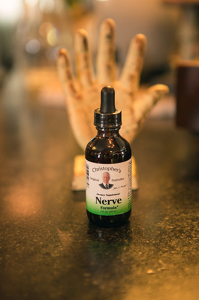 Dr. Christopher's Nerve Formula Extract (2oz.)