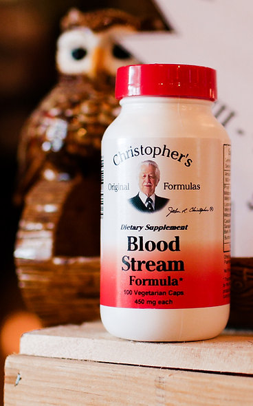 Dr. Christopher's Blood Stream Formula Capsules