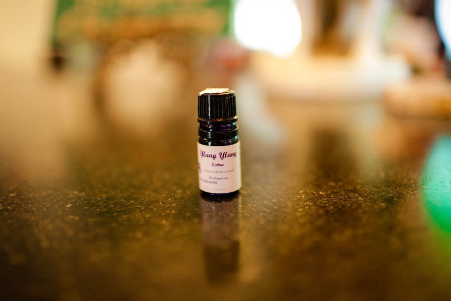 Ylang Yling Extra Essential Oil - 5ml