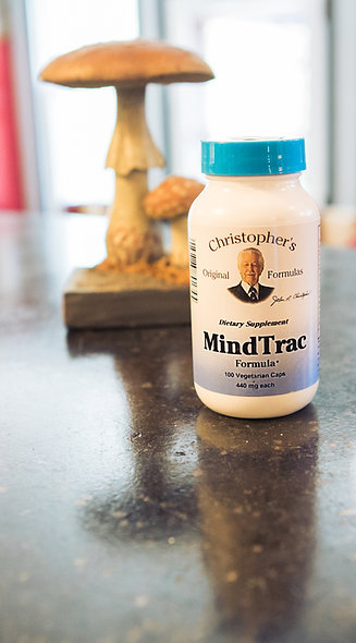 Dr. Christopher's Mind Trac Capsules