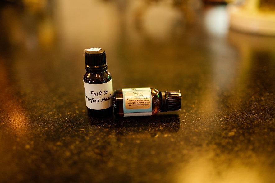 Thyroid Essential Oil - 15ml