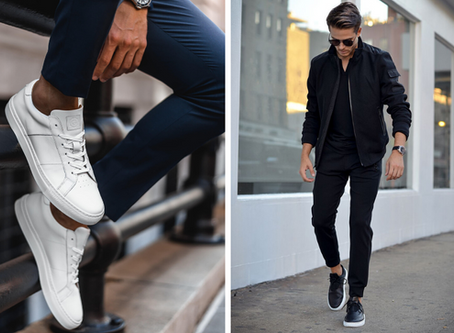 What are the 4 Essential Shoes for Men?