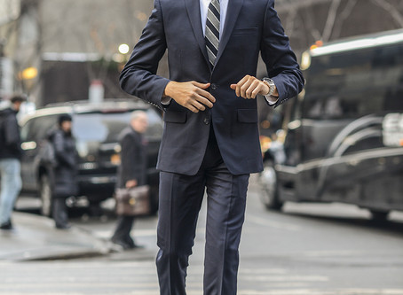 What to Wear to an Interview. Interview Outfits for Men