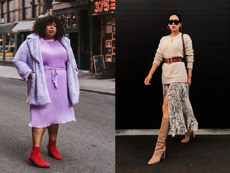 3 Best Ways to Wear Dresses with Boots