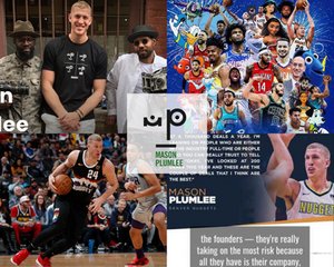 Nuggets' Mason Plumlee Returns to Basketball in Orlando During Covid-19