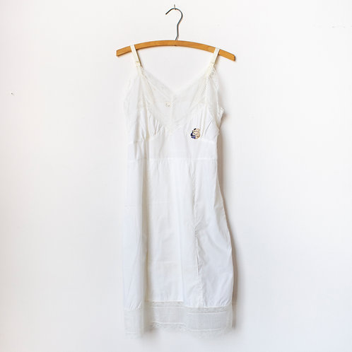 DEADSTOCK SLIP DRESS