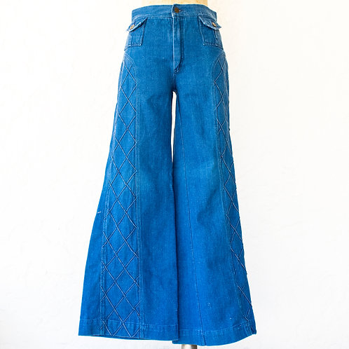 USA COWBOY JEANS BOOT CUTE FLARE