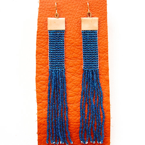 BEAD EARRINGS BY WILLIES FORT