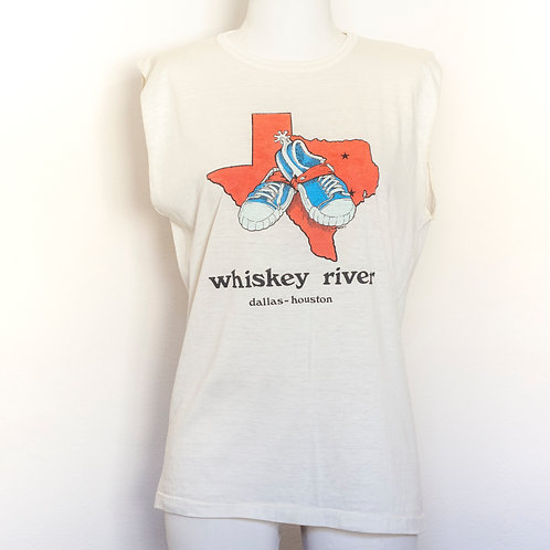 WHISKEY RIVER TANK TSHIRT