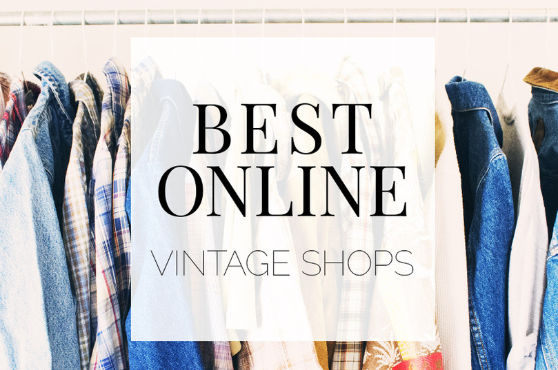 BEST PLACES TO BUY VINTAGE