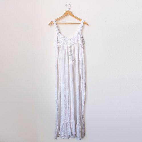 VTG SMOCK DRESS