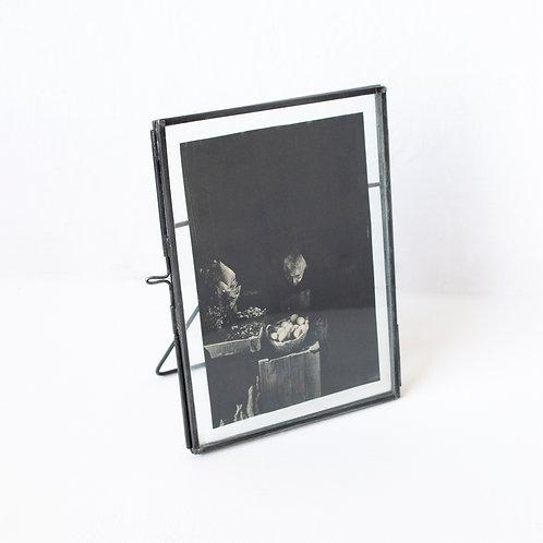 ZINC GLASS MINIMAL FRAME 5X7