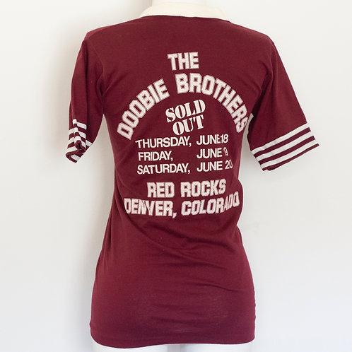 DOOBIE BROTHER TOUR T-SHIRT