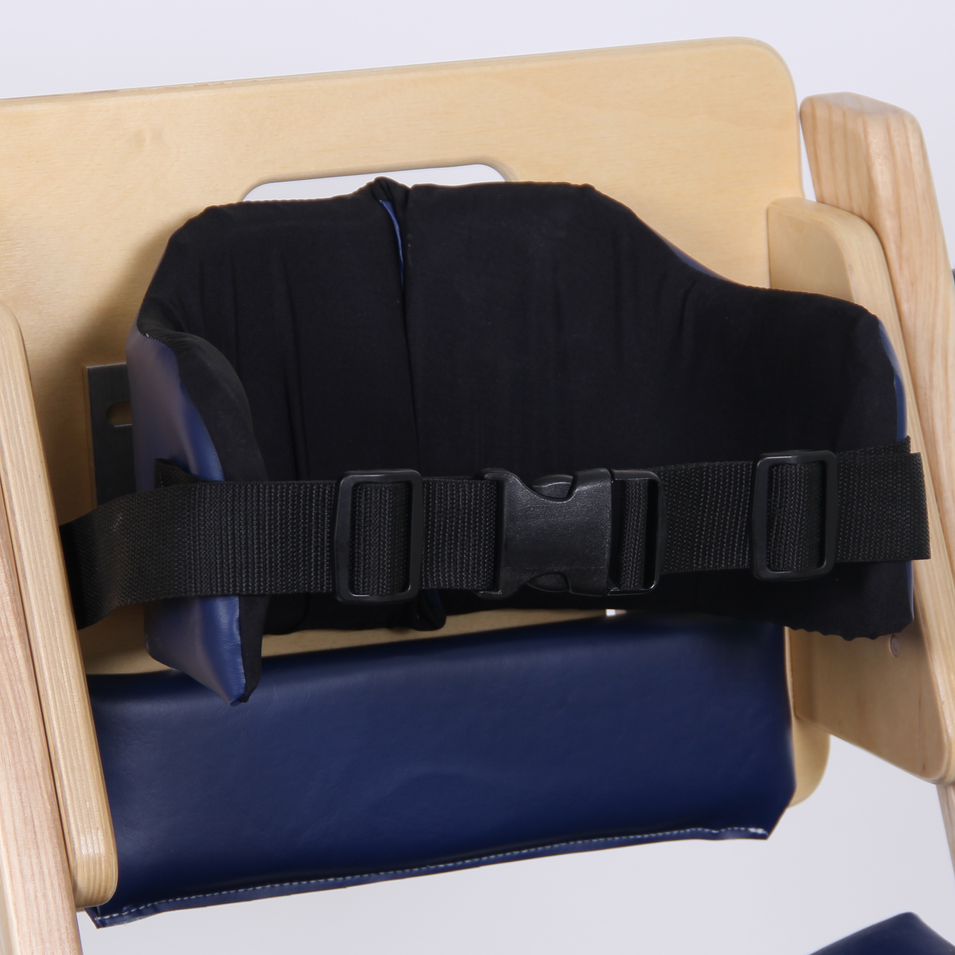 Thoracic support with belt