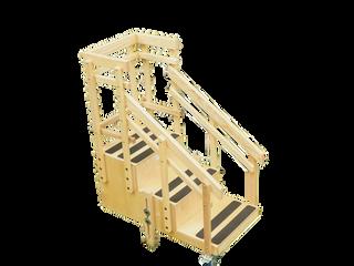 Escalier pour comptoir