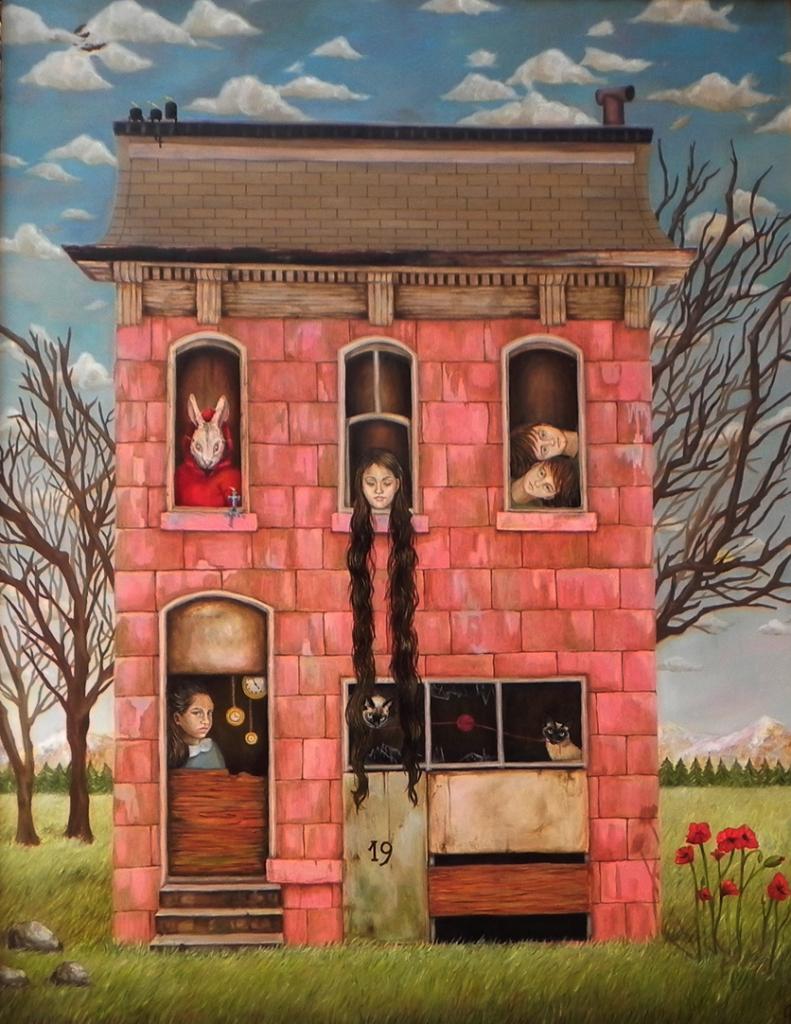 Casa Tomada (série Artificialia)
