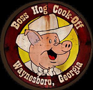 Boss Hog Cook-Off Logo