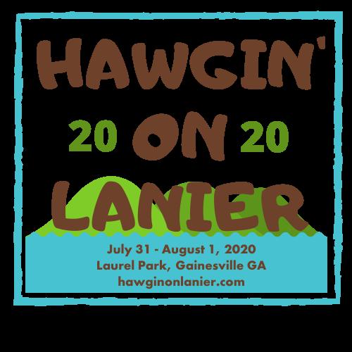 Hawgin On Lanier 2020 Logo